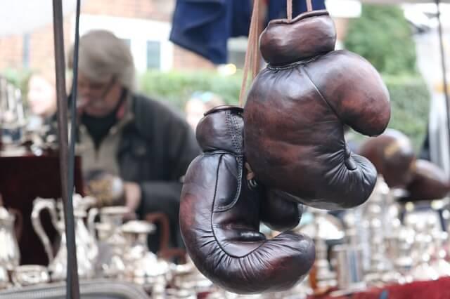 gants de boxe puent