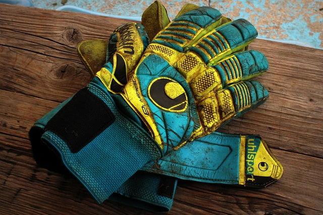 laver ses gants gardien