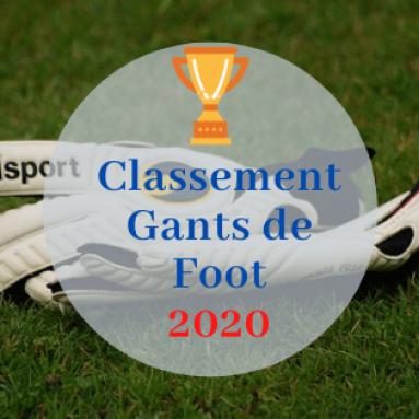 Meilleurs gants de gardien de foot - Guide d'achat (2021)