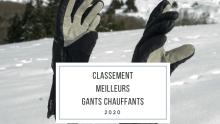 Meilleurs gants de ski chauffants – Guide d'achat (2021)